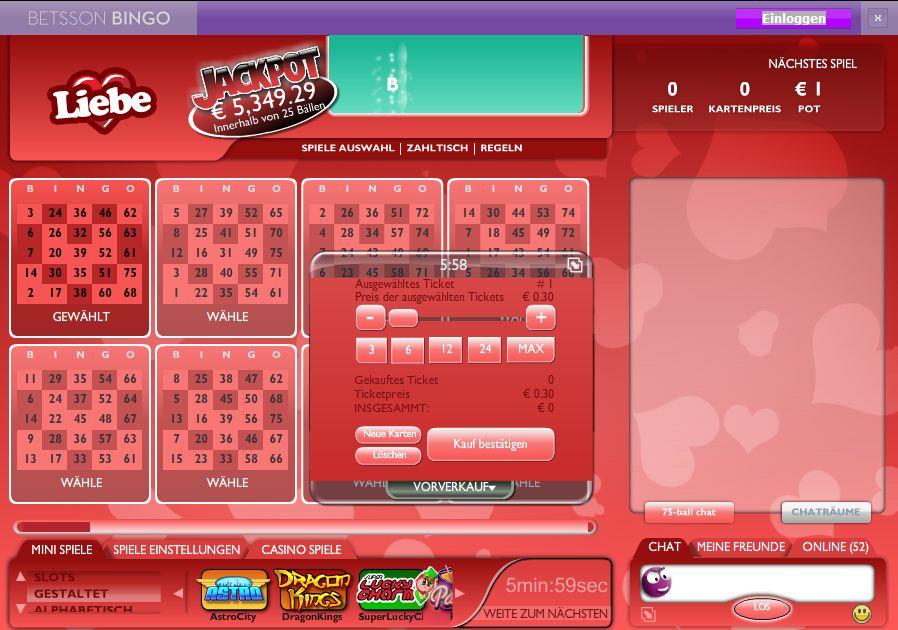 Bingo FAQ - vollstu00e4ndige Anleitung fu00fcr Online Bingo - Bingo FAQ