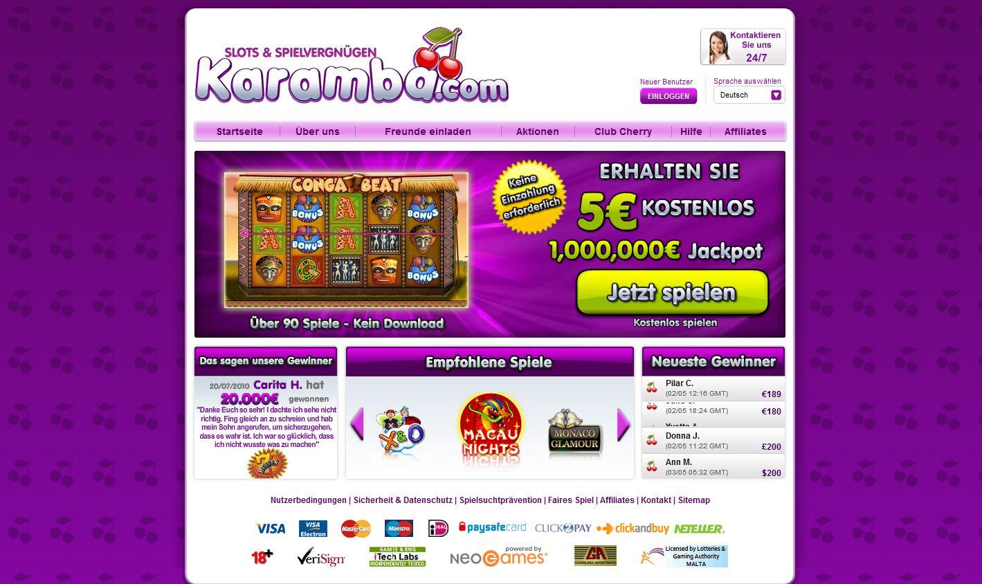 Karamba 5 euro gratis und bis zu 200 euro bonus bei karamba for Wohnwand bis 200 euro
